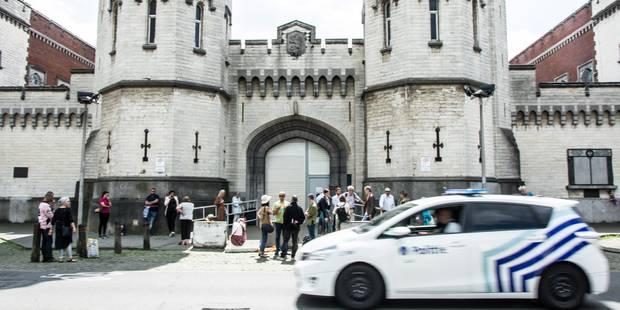 L'enfer de la prison de Saint-Gilles vu par un détenu - La DH