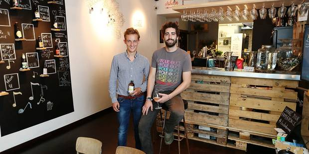 Bruxelles-Ville : Un café ouvert à tous ceux qui veulent brasser leur bière - La DH