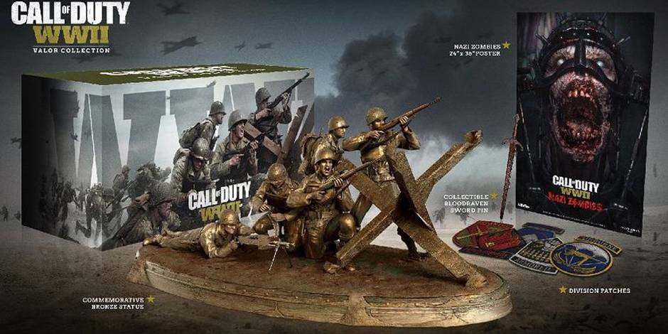Collector COD WWII