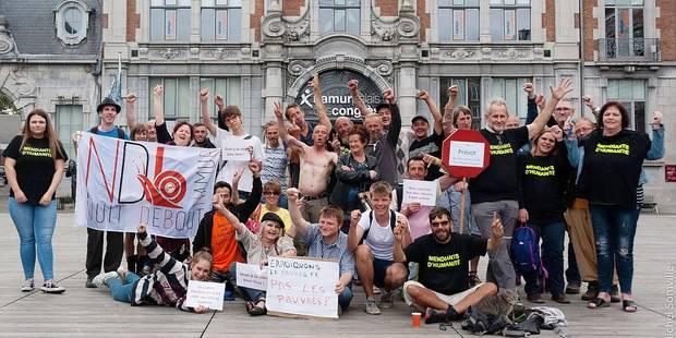 Namur: vers l'abrogation du règlement anti-mendicité - La DH