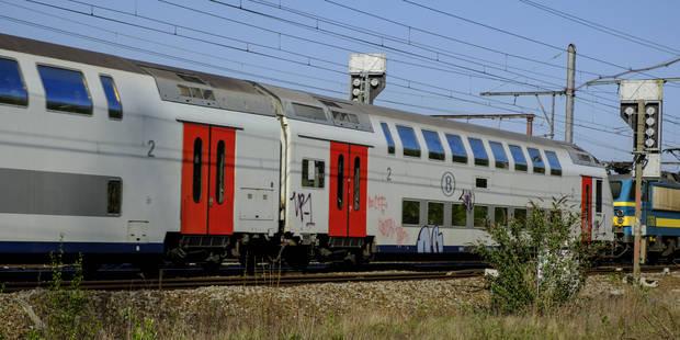 La SNCB modifie provisoirement ses horaires entre Bruxelles et Namur en raison de travaux - La DH