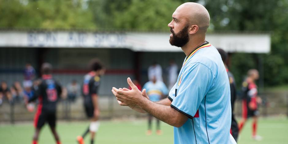 Bruxelles - Bonair: World Cup Ginga Summer Football Tournament: Anthony Vanden Borre