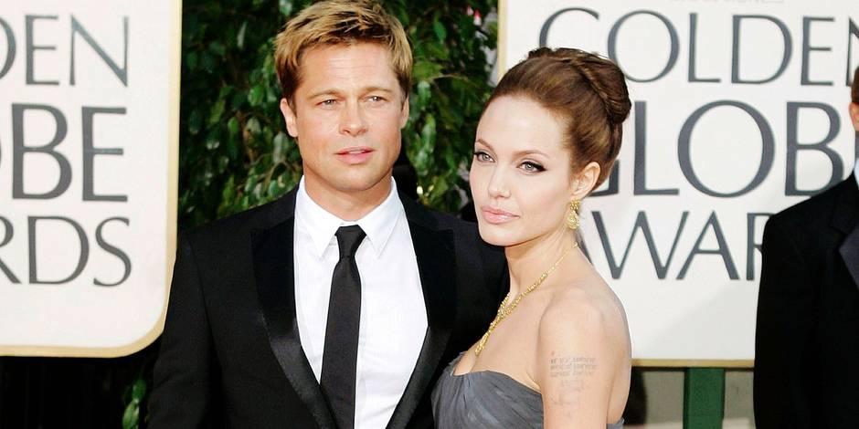 """Brad Pitt et Angelina Jolie: """"Le divorce est annulé"""""""