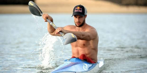 Une saison blanche pour le kayakiste Maxime Richard - La DH