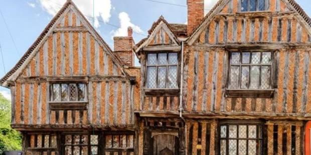 La maison où est né Harry Potter est à vendre - La DH