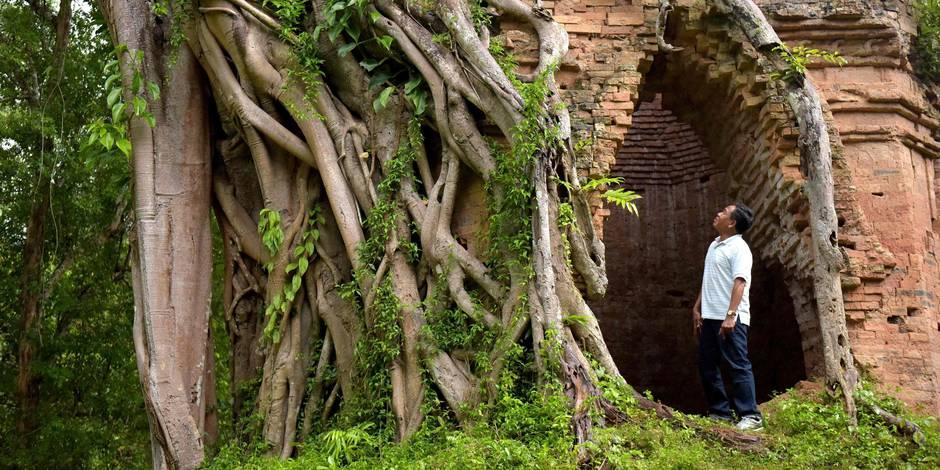 Au Cambodge, renaissance d'une cité ancienne, dans l'ombre d'Angkor