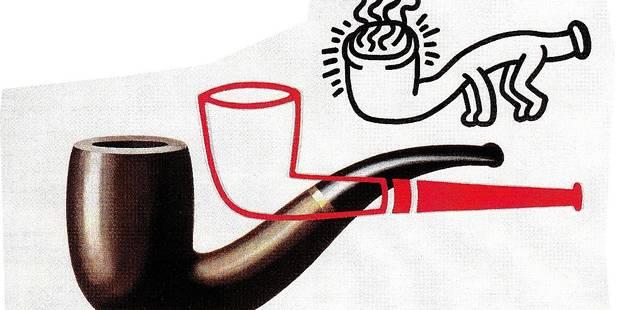 La pipe de Magritte revient à Bruxelles - La DH