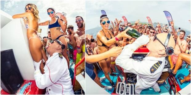 Dirty Papy, le plus vieux DJ belge d'Ibiza (VIDEO) - La DH