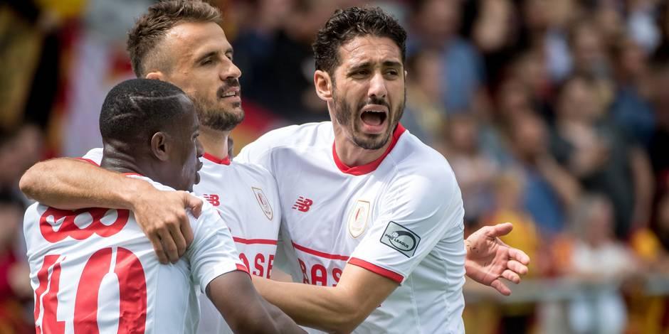 Le Standard refuse la suspension proposée à Orlando Sa qui jouera face à Zulte