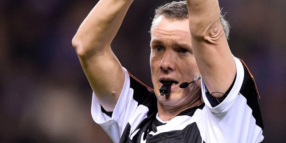 Verbist confirme qu'il devait bien y avoir penalty pour Zulte contre Bruges