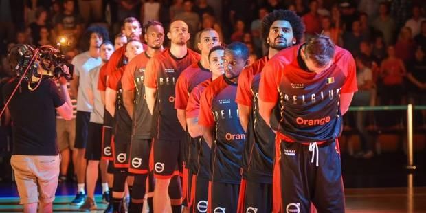 EuroBasket : voici les 12 Belgian Lions retenus - La DH