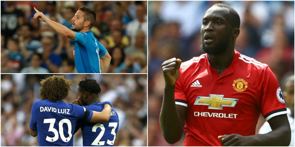 Lukaku, Mertens, Benteke, Barshuayi, Origi: où en sont les attaquants de notre équipe nationale ? - La DH
