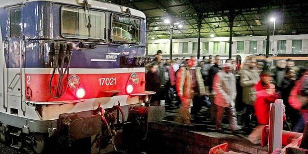 La SNCF et la SNCB ne disposent pas de suffisamment de matériel roulant - La DH