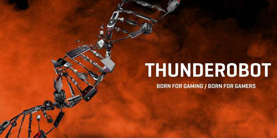 La DH à la gamescom : Thunderobot débarque en Europe et compte bien s'emparer du marché belge