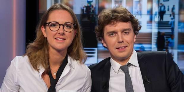 Alex Vizorek et Charline Vanhoenacker annoncent la fin de leur émission sur France Inter - La DH