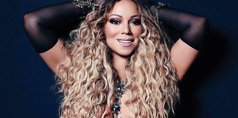 "Mariah Carey pose seins nus pour ""Paper"""