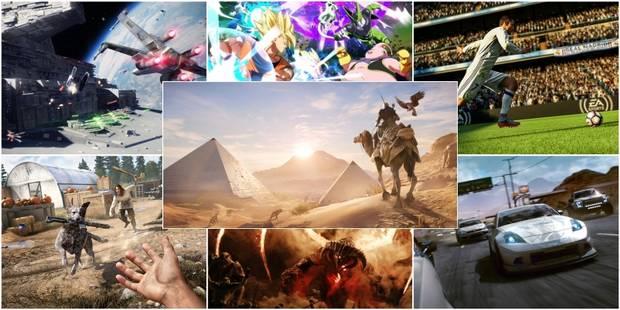 La DH à la gamescom: Battlefront 2, Assassin's Creed, FIFA 18, Far Cry 5, que nous réservent les gros hits ? - La DH