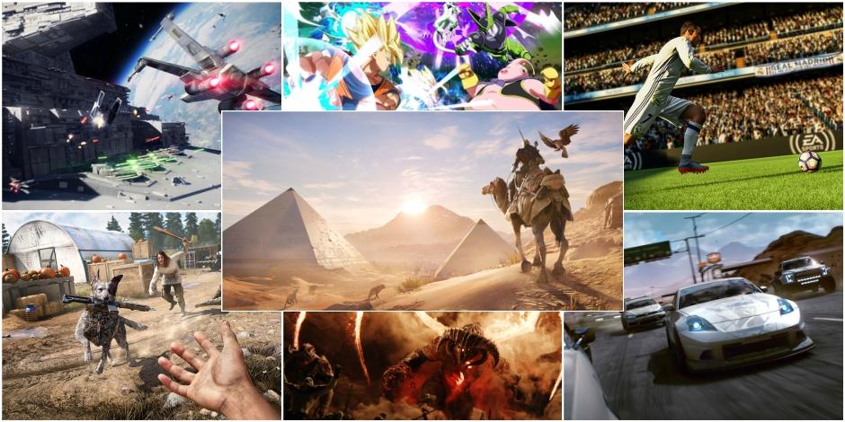 La DH à la gamescom: Battlefront 2, Assassin's Creed, FIFA 18, Far Cry 5, que nous réservent les gros hits ?