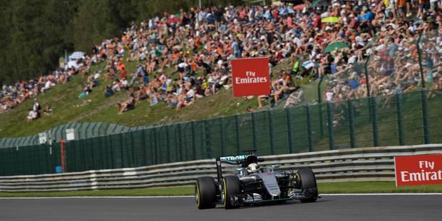 Grand Prix de F1: la police locale coordonne - La DH