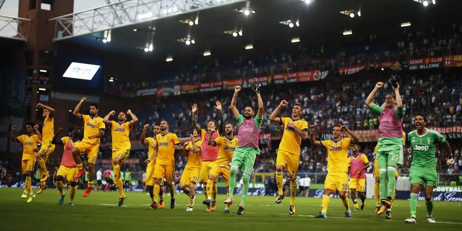 Serie A: La Juventus et l'Inter renversantes
