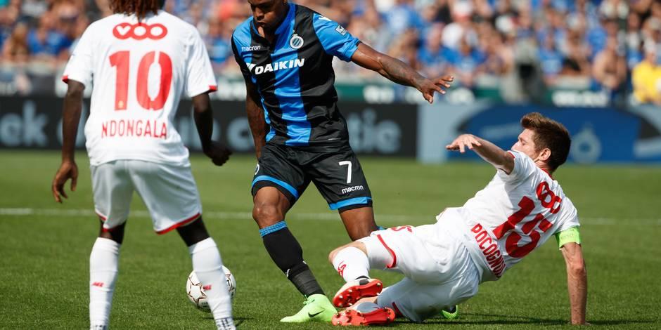 """Le Standard puni à Bruges 4-0, """"il va falloir se bouger"""" annonce Pocognoli"""