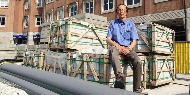 Woluwe-Saint-Lambert: Des pavés chinois qui déplaisent à Ecolo - La DH