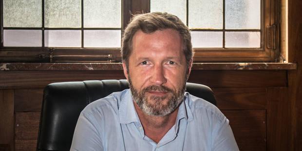 """Paul Magnette, un bourgmestre new-look pour Charleroi: """"La ville se reconstruit"""" - La DH"""