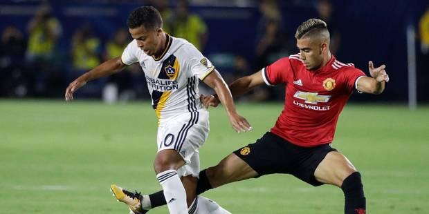 Le Belgo-brésilien Pereira prêté par Manchester United en Liga - La DH