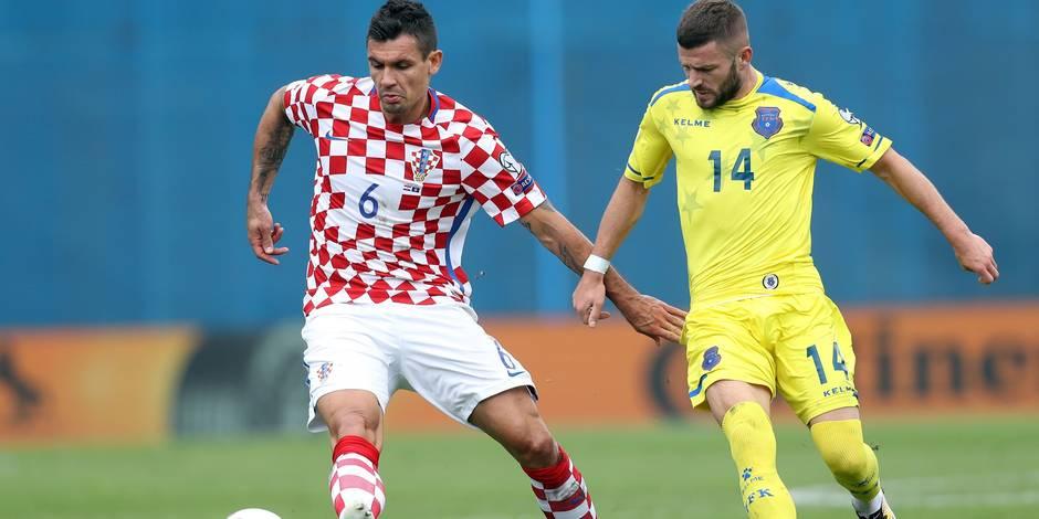 Qualifications pour le mondial 2018: la Croatie prend la tête de son groupe
