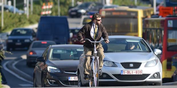 Déplacements à vélo: Charleroi est très en retard - La DH