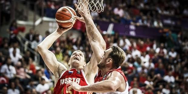 Eurobasket : la Russie sur la voie de la rédemption - La DH