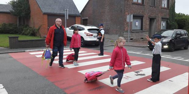 Saint-Ghislain: les enfants transformés en policers pour assurer leur propre sécurité - La DH
