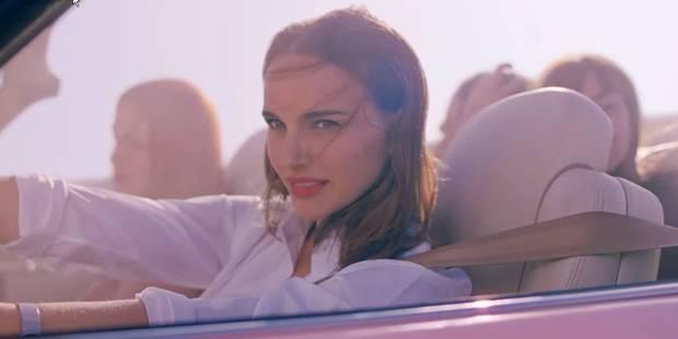 Natalie Portman magnétique pour Miss Dior - La DH