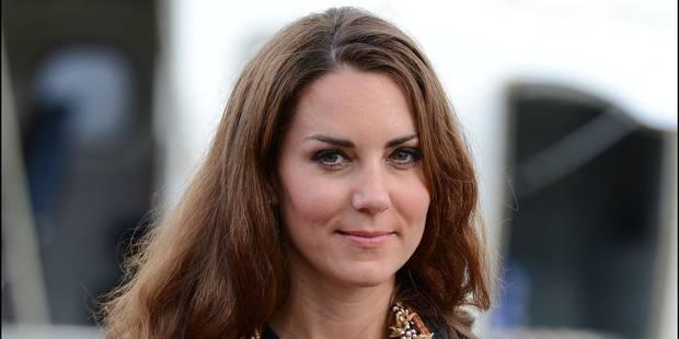 Kate Middleton seins nus, c'est 210.000 € - La DH