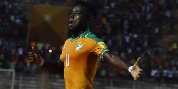 Qualifications Mondial en Afrique: Marc Wilmots et la Côte d'Ivoire s'inclinent face à des Gabonais réduits à dix - La D...