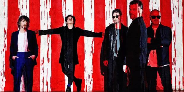"""Nicola Sirkis: """"Faire 13 albums, c'est un exploit incroyable"""" - La DH"""