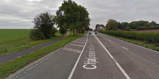 Un homme d'une septantaine d'années décède dans un accident de la route, sa femme dans un état critique - La DH