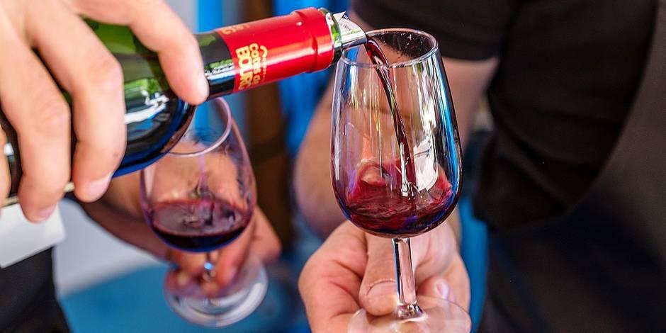 Les vins de Bordeaux font leur retour dans le gosier des Belges - La DH