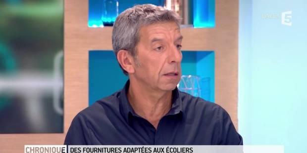 Quand Michel Cymes remet en place une chroniqueuse (VIDEO) - La DH