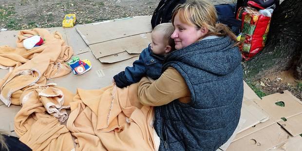 Des Belges se mobilisent pour offrir un toit aux femmes réfugiées - La DH