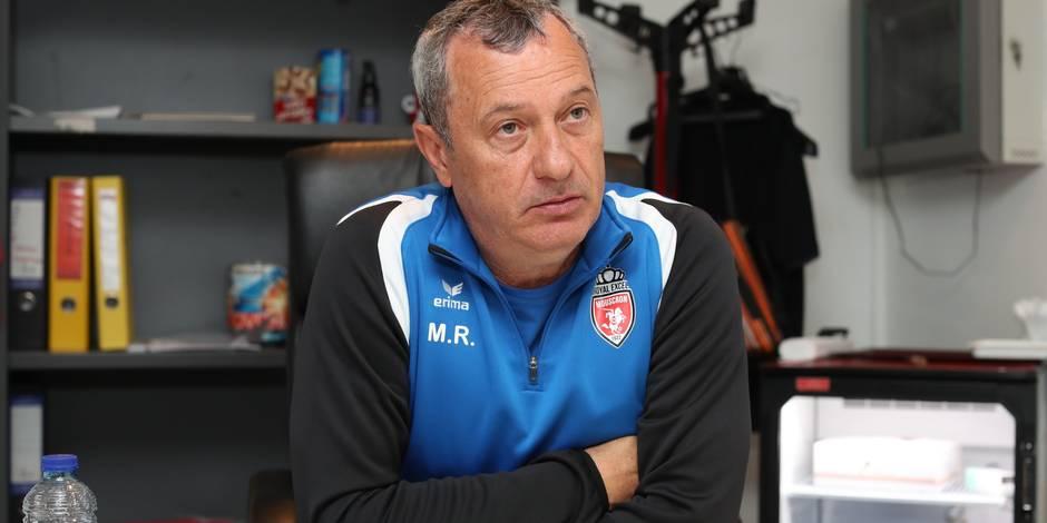 """Mircea Rednic avant d'affronter Bruges: """"Un second cycle débute ce samedi"""""""