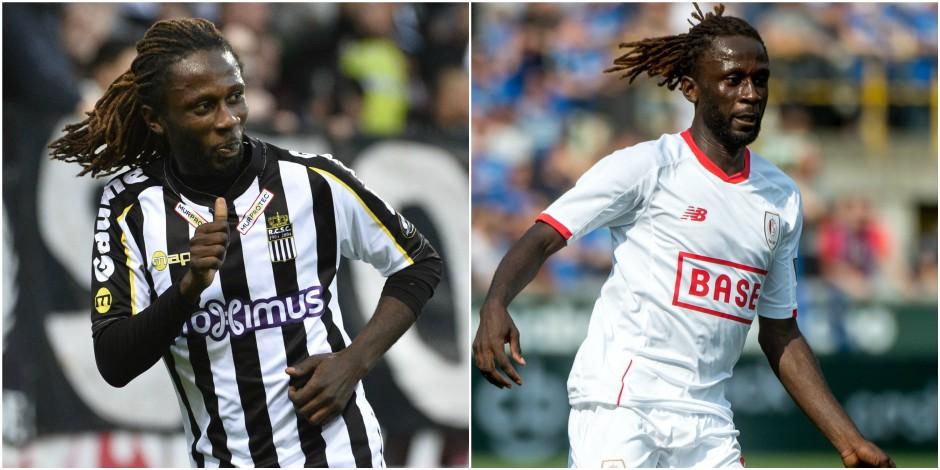 """Ndongala retrouve les Zèbres avec le Standard: """"Charleroi, un exemple? Il y a un club avec des trophées…"""""""