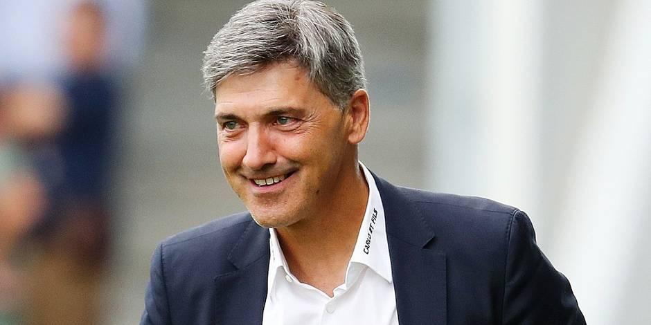 """Mazzù: """"Standard-Charleroi? Nous sommes les favoris de ce match"""""""