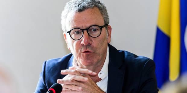 Yvan Mayeur démissionnera comme conseiller communal le 25 septembre - La DH