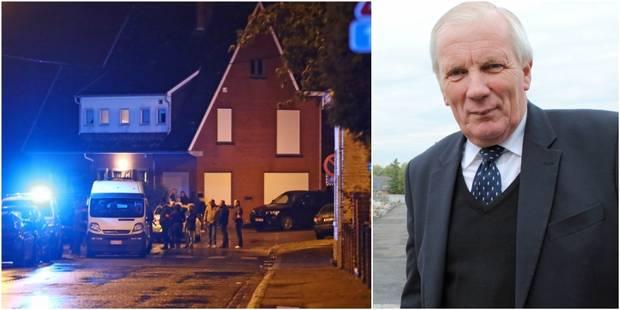 L'horreur à Mouscron: Le bourgmestre Alfred Gadenne retrouvé mort égorgé dans un cimetière - La DH