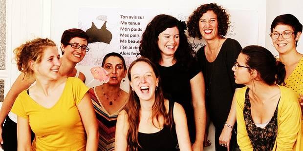 Schaerbeek : Un café féministe pour casser les clichés - La DH