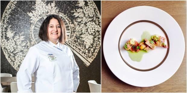 Laure Genonceaux (Brinz'l) désignée Lady Chef de l'année 2017 - La DH