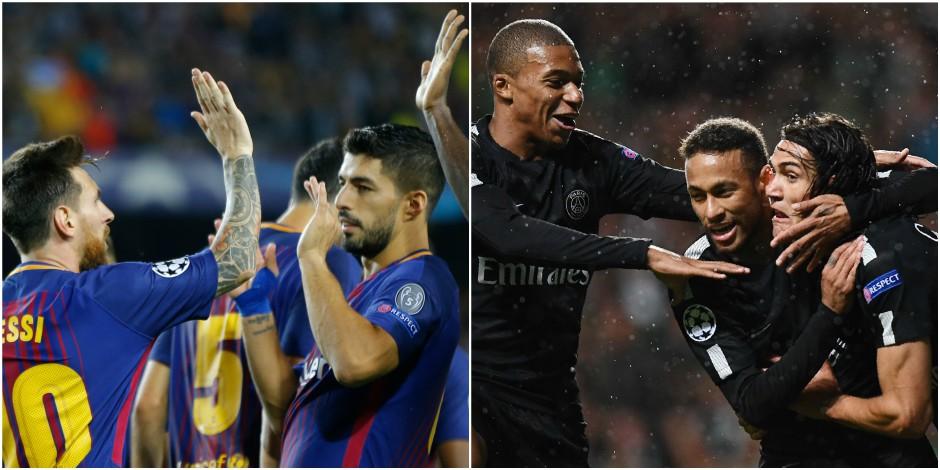 """Ce qu'il ne fallait pas rater ce mardi soir en C1: Messi """"pulvérise"""" la Juve, premiers buts pour Neymar et Mbappé (VIDEOS)"""