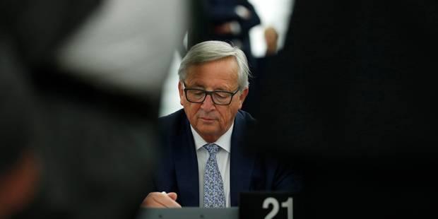 Discours sur l'état de l'Union: Juncker veut fusionner les présidences de la Commission et du Conseil - La DH