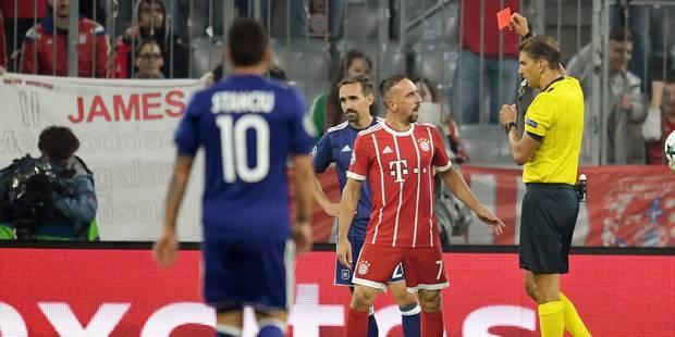 Après sa sortie prématurée face au Bayern, Kums brise le silence - La DH